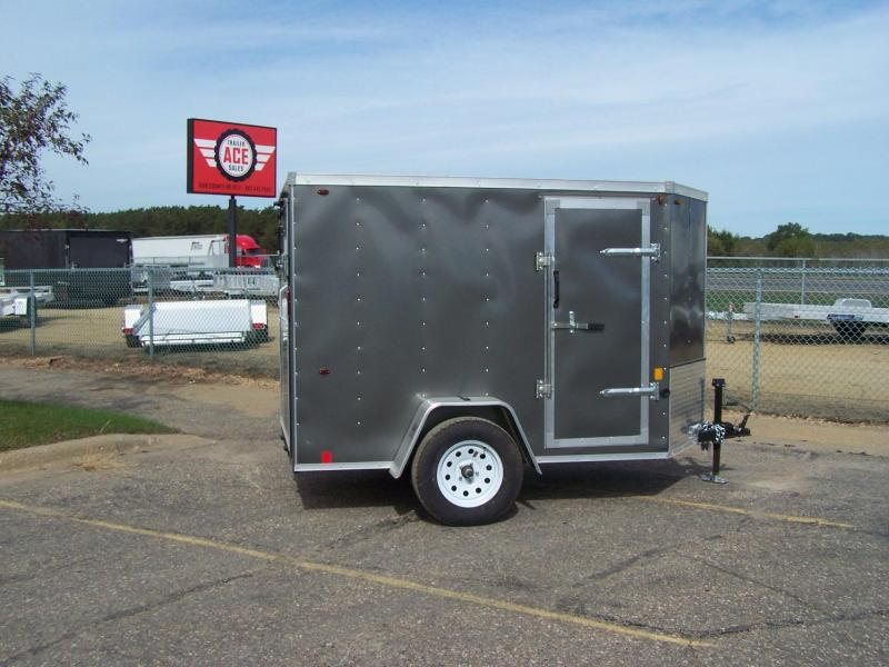 2021 Interstate SFC58SA Enclosed Cargo Trailer
