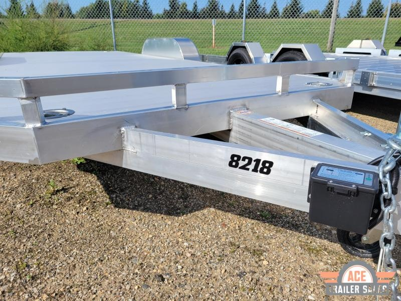 2022 Aluma 8218 Utility Trailer
