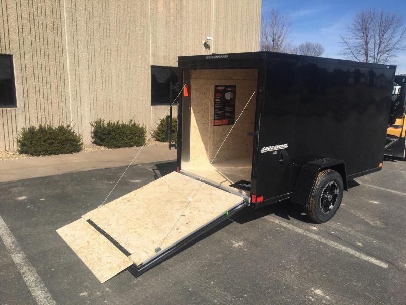2021 Impact Trailers IMPASW5X10SI Enclosed Cargo Trailer