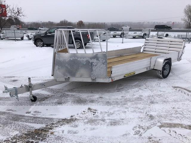 2022 Aluma 8114 WD-R-BT-SR ATV Trailer