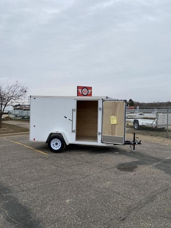 2021 Interstate SFC712SA Enclosed Cargo Trailer