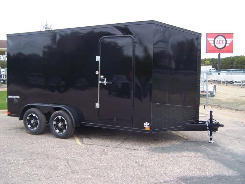 2021 Impact Trailers IMPSW7X16TE2 SHOCKWAVE Enclosed Cargo Trailer