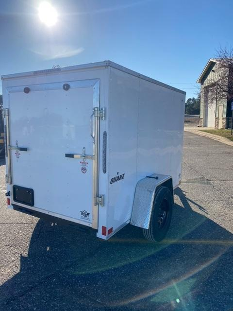 2021 Impact Trailers IMPQK58SA QUAKE Enclosed Cargo Trailer