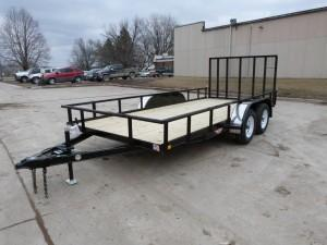 2020 H and H Trailer H8220TRS-070