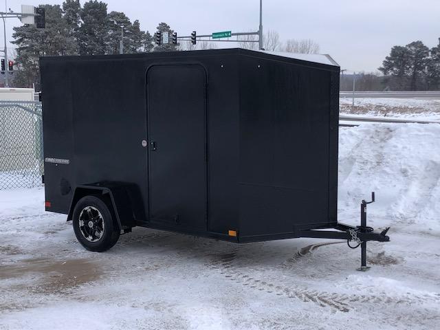 2021 Impact Trailers IMPSW6X12SI Enclosed Cargo Trailer
