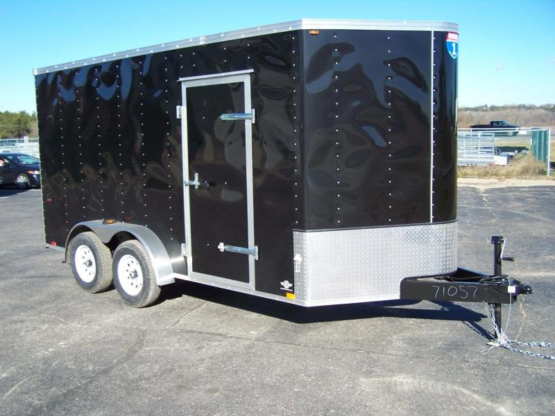 2019 Interstate SFC718TA2 Enclosed Cargo Trailer