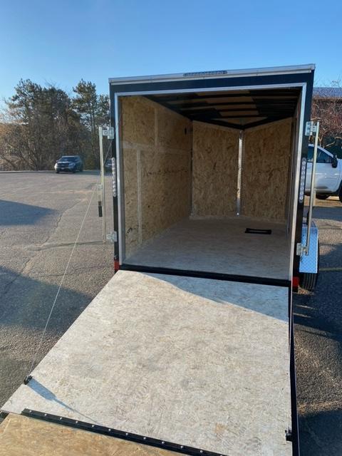 2021 Impact Trailers IMPQK610SA QUAKE Enclosed Cargo Trailer