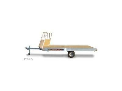 2022 Aluma 8612D Snowmobile Trailer