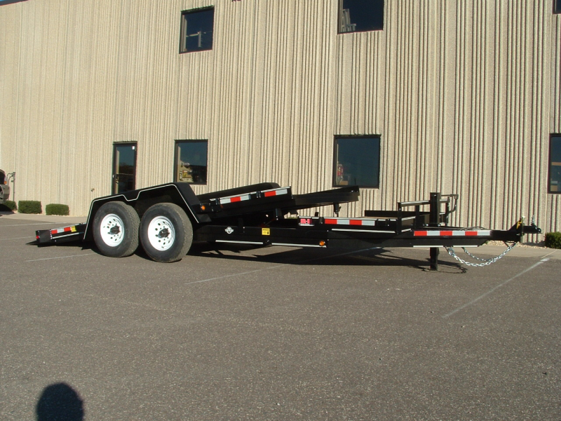 2020 B-B TBCT2220ET Equipment Trailer