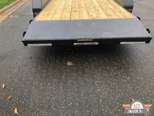 2022 H and H Trailer H8218+2GDFD-070 Car / Racing Trailer