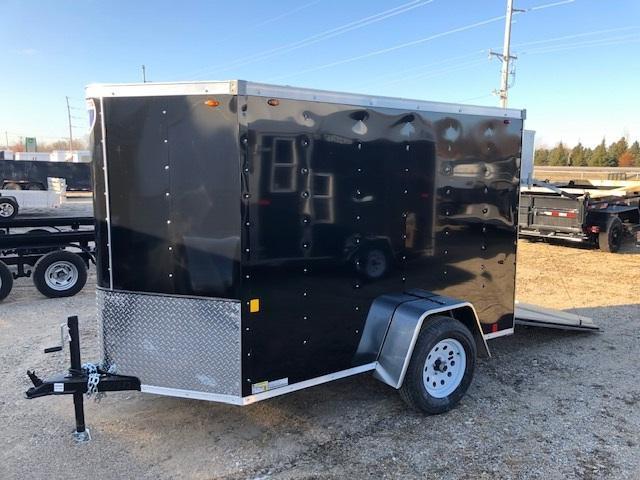 2021 Interstate SFC58SA Enclosed Cargo Trailer