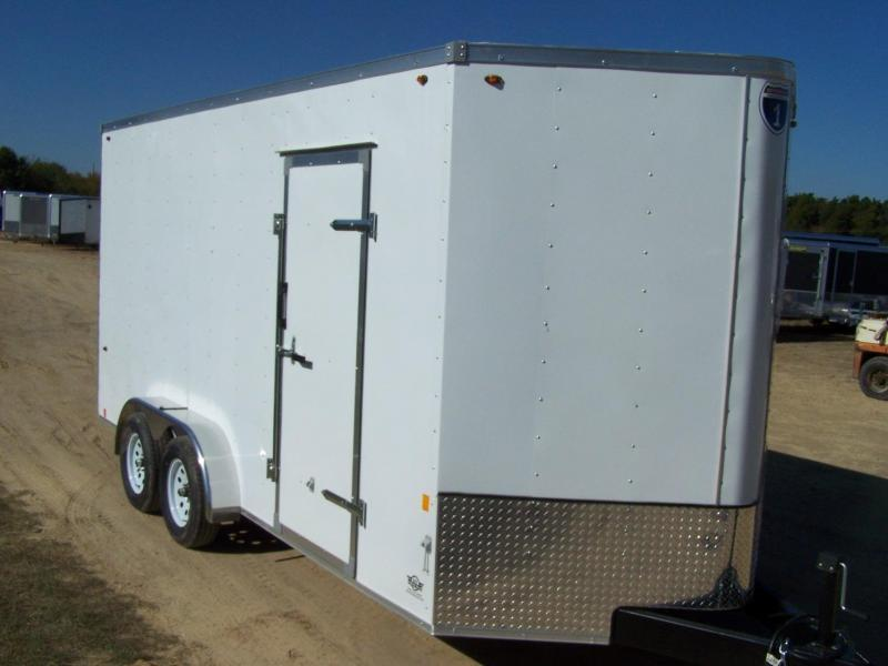 2021 Interstate SFC718TA3 Enclosed Cargo Trailer