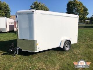 2022 Interstate 1 Trailers IWD 612 SAFS Enclosed Cargo Trailer