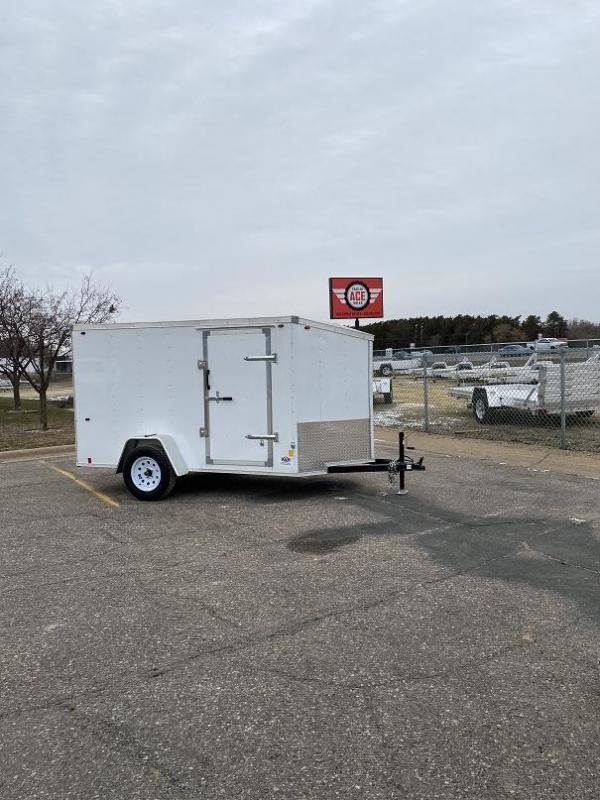 2021 Interstate SFC510SA Enclosed Cargo Trailer