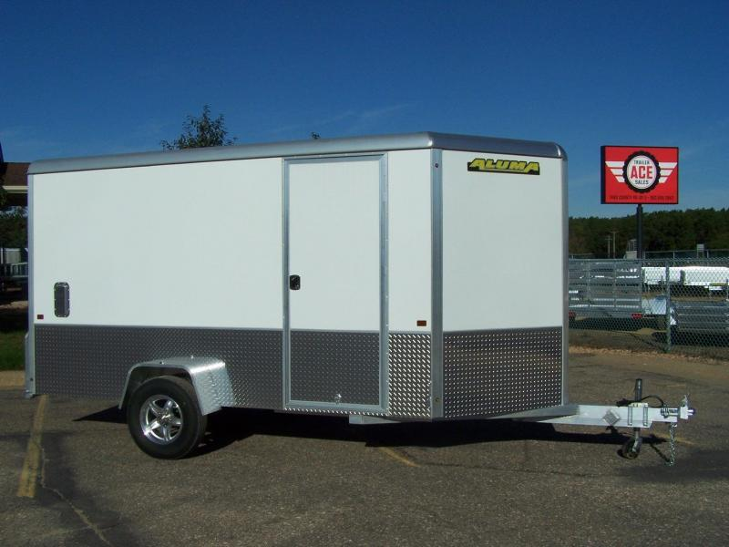 2020 Aluma AE612M 6 Sport Enclosed Cargo Trailer