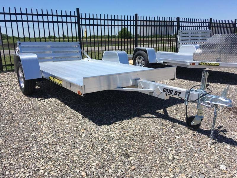 2022 Aluma 6310S-BT Utility Trailer
