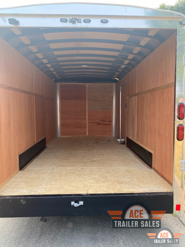 2021 Interstate 1 Trailers I 714 TA3 Enclosed Cargo Trailer