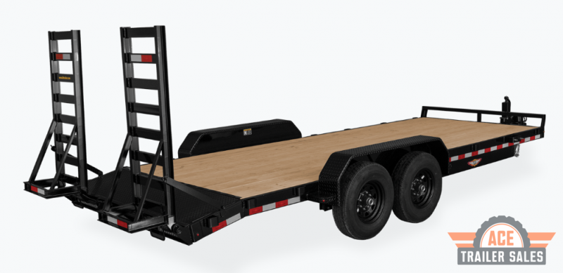 2022 H and H Trailer 82x20+2 Industrial Equipment Trailer 14K (H8222IL-140) Equipment Trailer