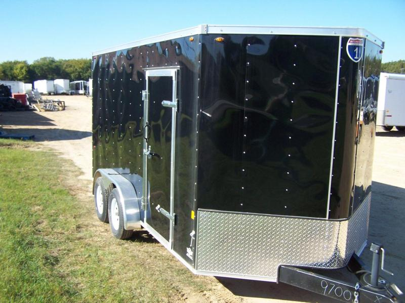 2021 Interstate SFC714TA2 Enclosed Cargo Trailer