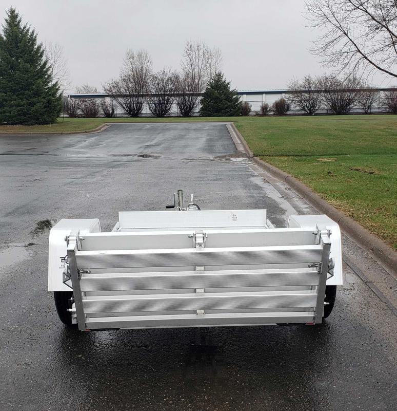 2022 Aluma 548S-BT Utility Trailer