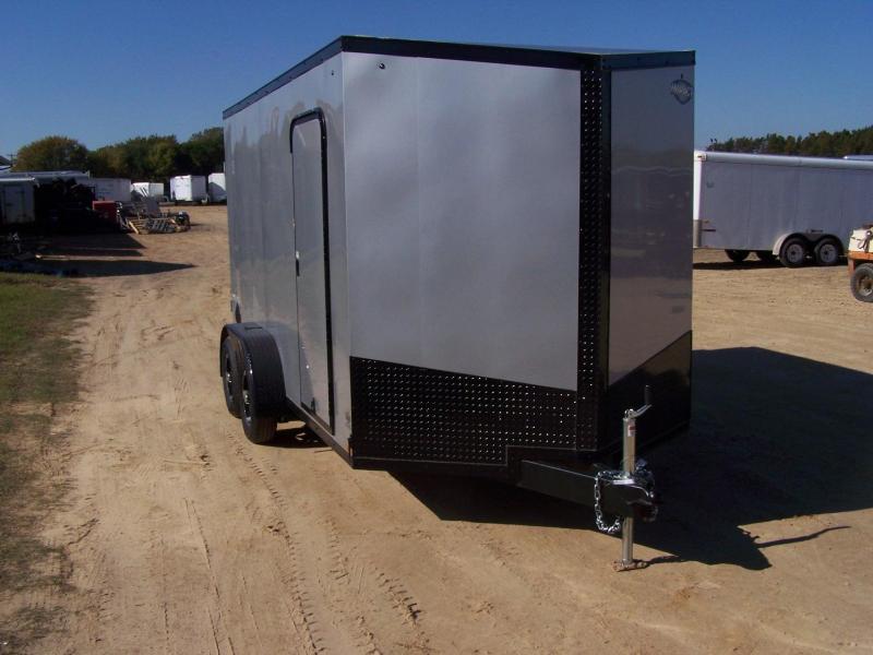 2020 Impact Trailers IMPSW7x14TE2 Enclosed Cargo Trailer