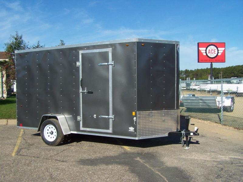 2021 Interstate SFC612SA Enclosed Cargo Trailer