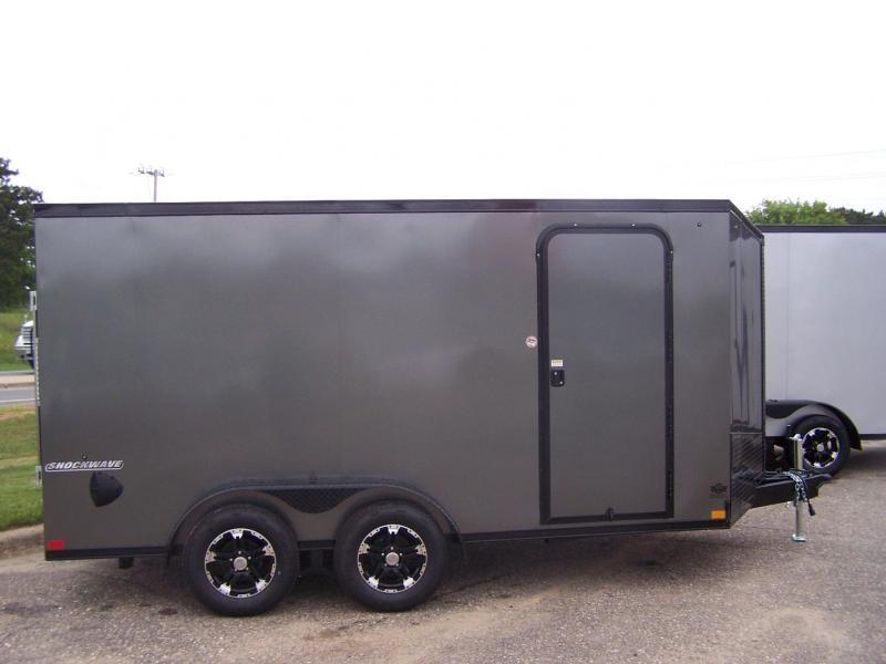 2021 Impact Trailers IMPSW8.5x24TE3 SHOCKWAVE Enclosed Cargo Trailer