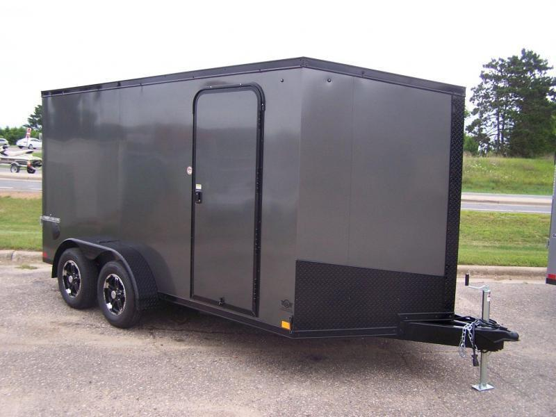 2021 Impact Trailers IMPSW8.5x24TE3 SHOCKWAVE Enclosed Cargo Trailer