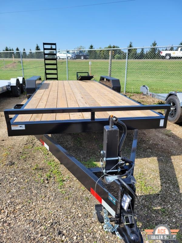 2021 H and H Trailer 82x18+2 Industrial Equipment Trailer 14K (H8220IL-140) Equipment Trailer