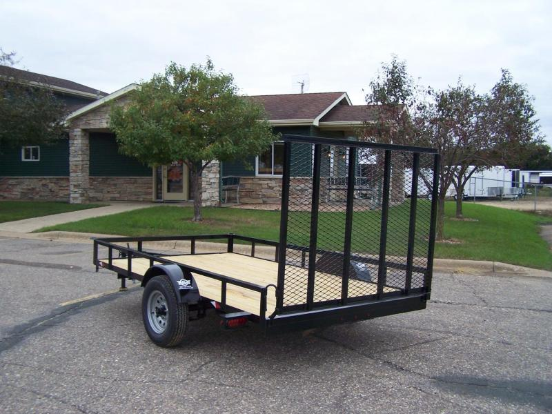 2021 Tomahawk LSV6610M Utility Trailer