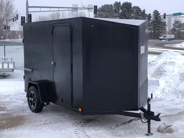 2021 Impact Trailers IMPSW6X10SI Enclosed Cargo Trailer