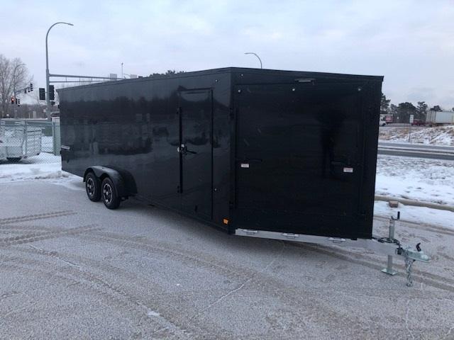 2021 Impact Trailers IMPSZ7x29TE2 SUBZERO Snowmobile Trailer