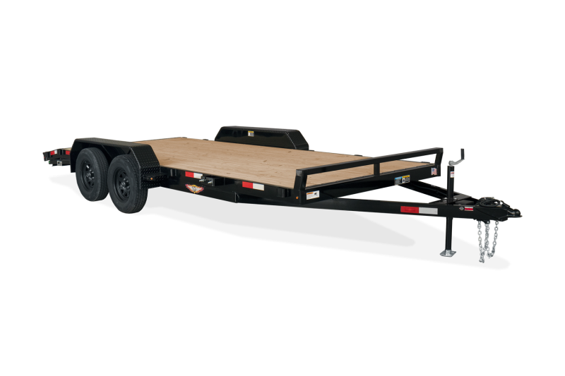 2021 H and H Trailer H8216+2GDFD-070