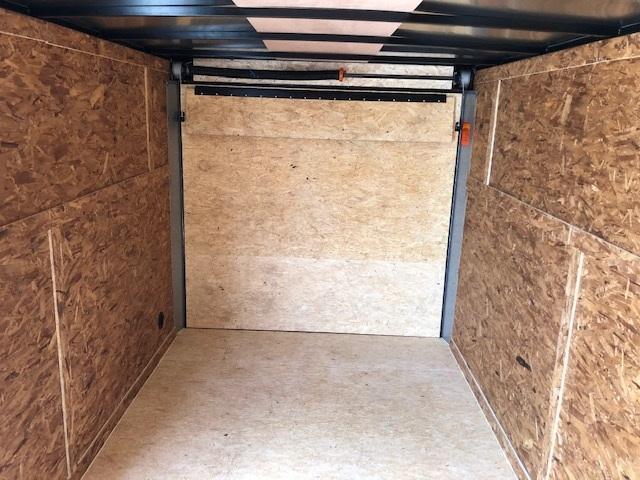 2021 Impact Trailers IMPQK7X14TE2 QUAKE Enclosed Cargo Trailer