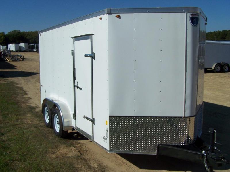 2021 Interstate 1 Trailers SFC716TA2 Enclosed Cargo Trailer