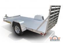 2022 Aluma 6310S.TG Utility Trailer