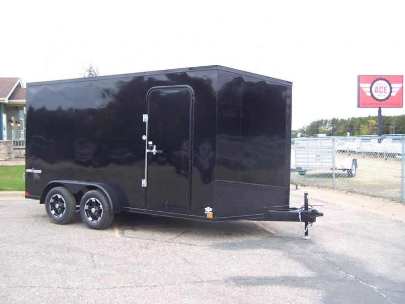 2022 Impact Trailers IMPSW7x14TE2 SHOCKWAVE Enclosed Cargo Trailer
