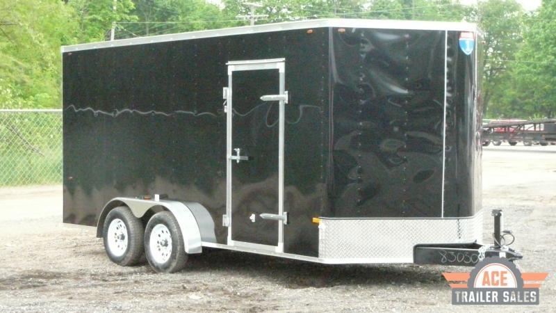 2022 Interstate 1 Trailers SFC716TA2 Enclosed Cargo Trailer