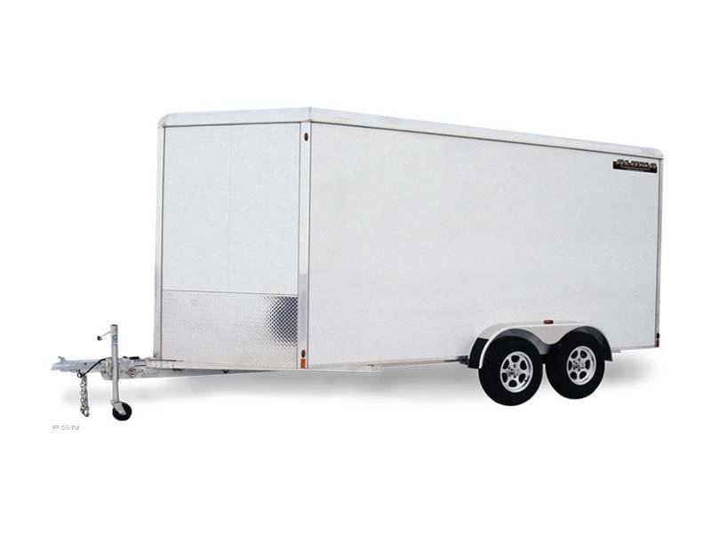 2022 Aluma AE820TA Enclosed Cargo Trailer