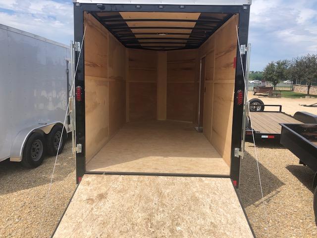 2021 Interstate SFC 714 TA 2 Enclosed Cargo Trailer