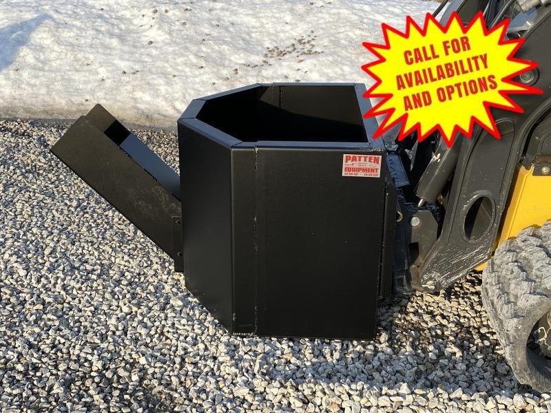 New Loflin Concrete Bucket W / Chute