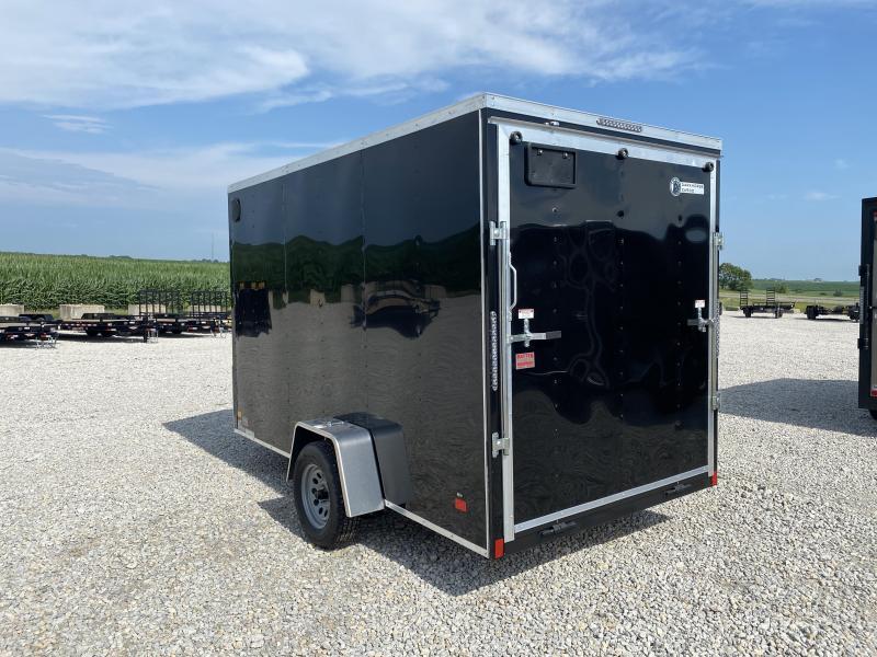 New Darkhorse 6.5'x12' UTV Hauler W/ 7' Interior
