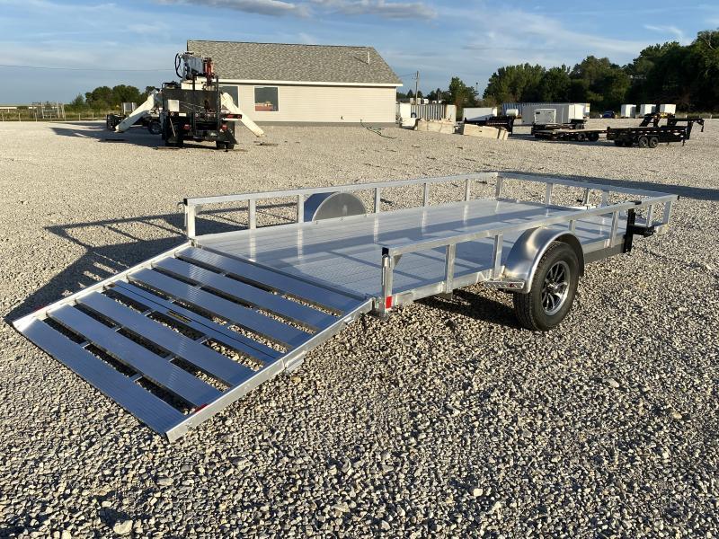 """New H and H Aluminum 82""""x14' W / Aluminum Floor"""