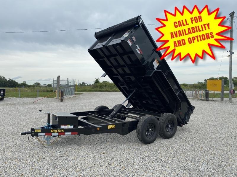 "New 83""x12' Dump 9990# GVWR"