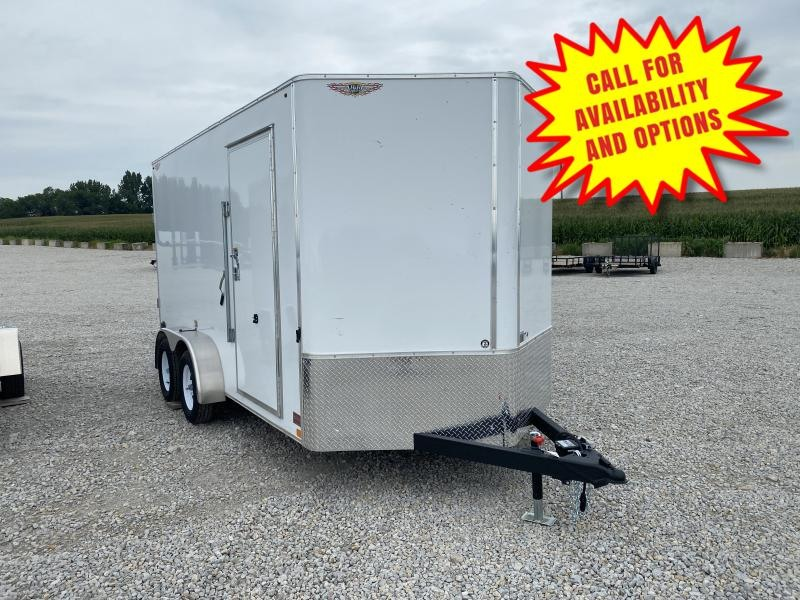 New H and H 7'x14' W/ 7' Interior Height