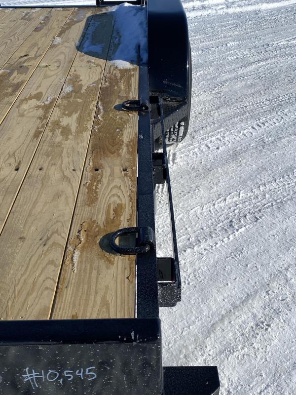 New Big Tex 16' Skid Loader Trailer 9990# GVWR