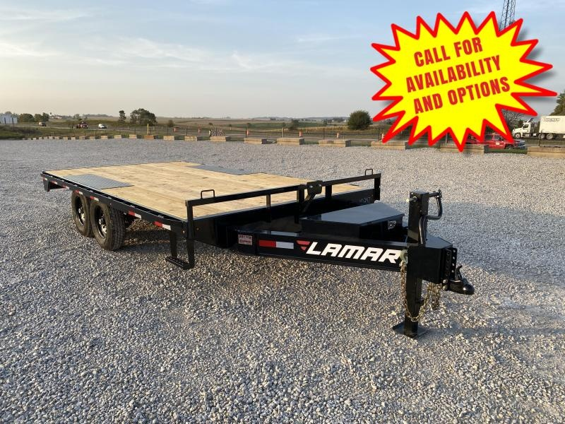 "New Lamar 102""x16' Deck Over 14000#"