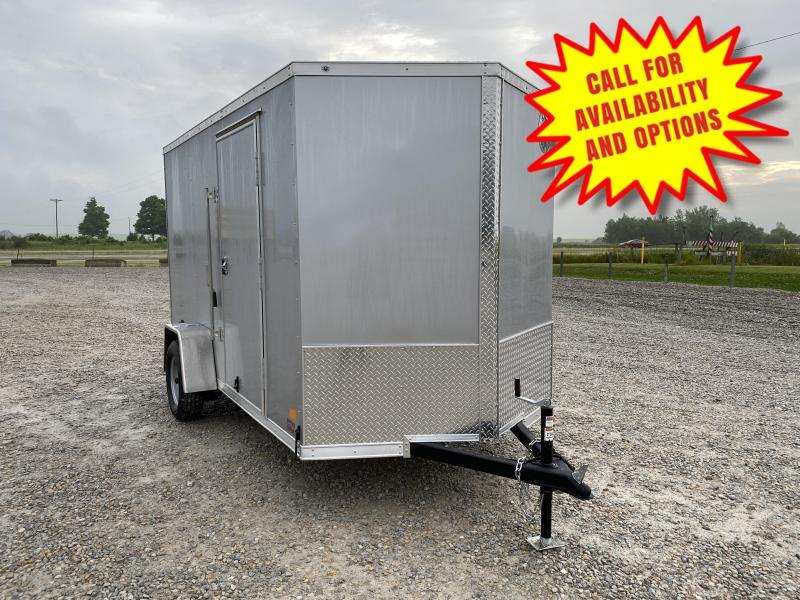 New Darkhorse 6'x12'  (2500) W / 6.5' Interior Height