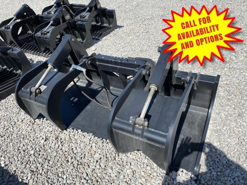 "New 78"" XHD Grapple Bucket"
