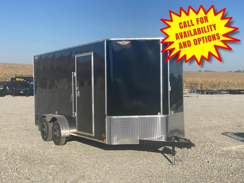 New H and H 7'x16' W/ 7' Interior Height